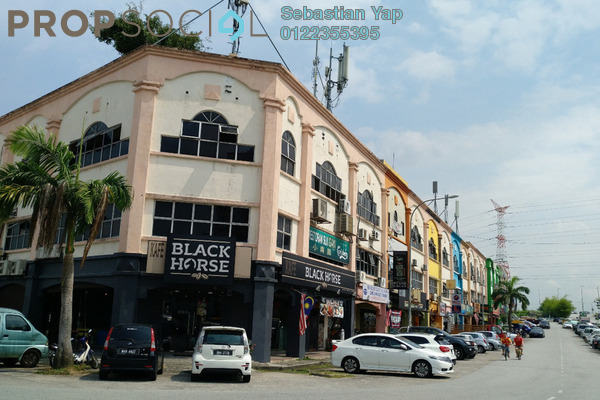 For Rent Shop at Pusat Perdagangan Seri Kembangan, Seri Kembangan Freehold Unfurnished 0R/0B 16.0千