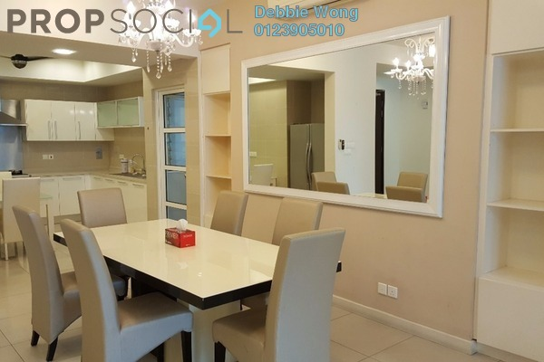 For Rent Condominium at Mont Kiara Banyan, Mont Kiara Freehold Fully Furnished 4R/1B 6k