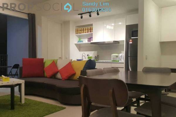 For Rent Condominium at Verdi Eco-dominiums, Cyberjaya Freehold Fully Furnished 2R/2B 3.2k
