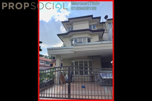 For Rent Semi-Detached at Taman Connaught, Cheras Freehold Semi Furnished 6R/3B 4.5k