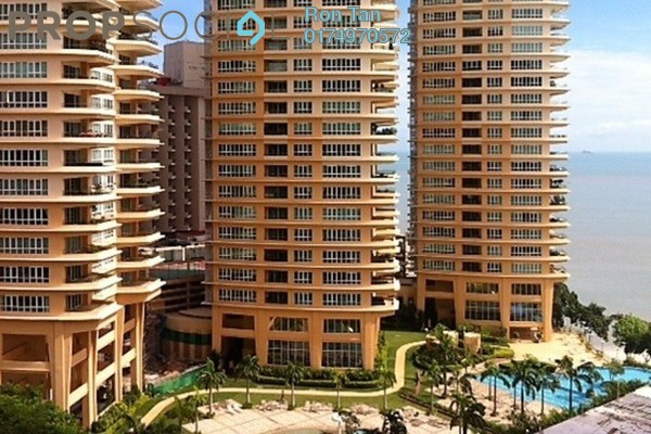 For Sale Condominium at The Cove, Tanjung Bungah Freehold Fully Furnished 5R/5B 3.1m