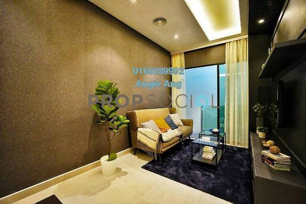 For Sale Condominium at Majestic Maxim, Cheras Freehold Unfurnished 2R/2B 299k