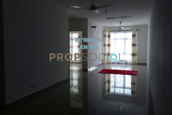 For Rent Condominium at Pearl Suria, Old Klang Road Freehold Semi Furnished 3R/2B 2.1k