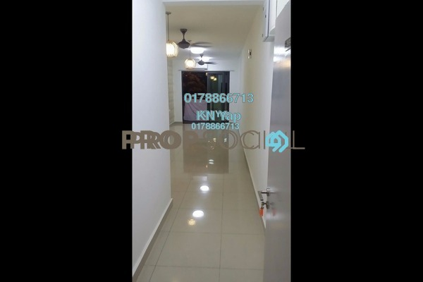 For Sale Condominium at KL Palace Court, Kuchai Lama Freehold Semi Furnished 2R/2B 515k