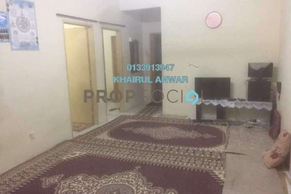 For Sale Apartment at Permai Seri Apartment, Ampang Freehold Semi Furnished 3R/2B 240k