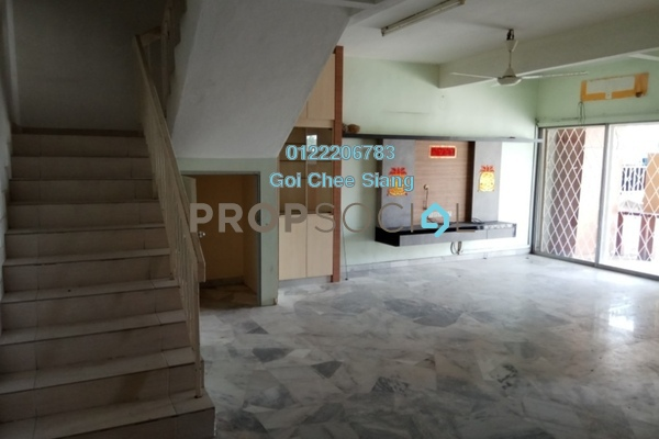 For Sale Terrace at Taman Sri Bintang, Kepong Freehold Semi Furnished 5R/3B 948k