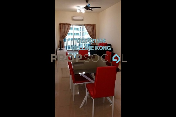 For Sale Condominium at OUG Parklane, Old Klang Road Freehold Fully Furnished 3R/2B 400k