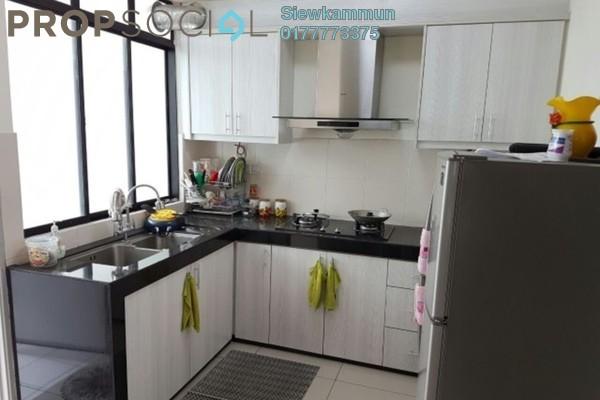 For Rent Condominium at One Damansara, Damansara Damai Freehold Semi Furnished 3R/2B 1.5k
