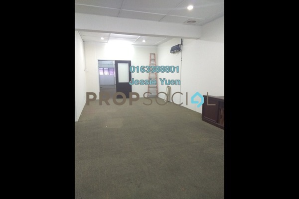For Rent Office at SD12, Bandar Sri Damansara Freehold Semi Furnished 3R/2B 1.1k