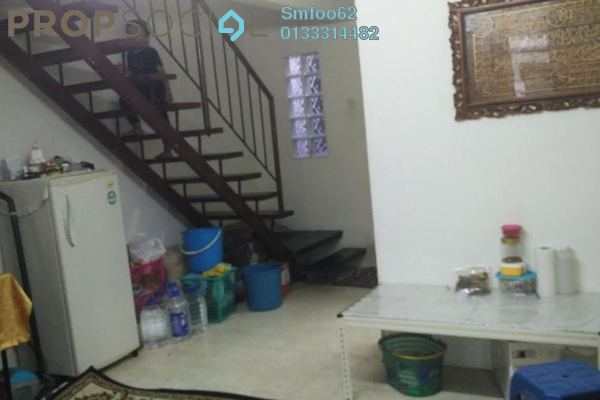 For Rent Terrace at Desa Setapak, Setapak Freehold Semi Furnished 3R/2B 1.3k