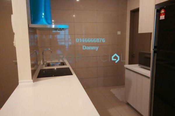 For Rent Condominium at The Loft @ ZetaPark, Setapak Freehold Fully Furnished 3R/2B 2.3k