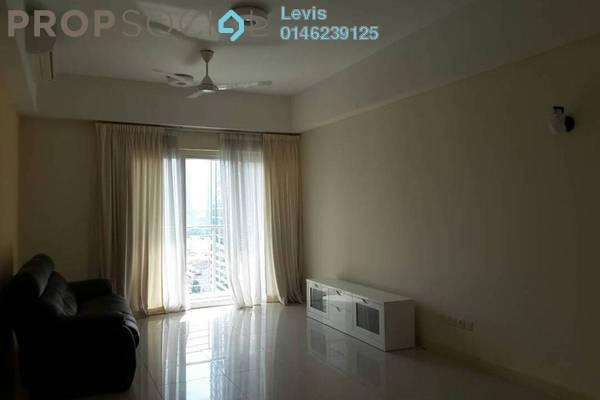 For Rent Condominium at Gaya Bangsar, Bangsar Freehold Fully Furnished 2R/2B 3k