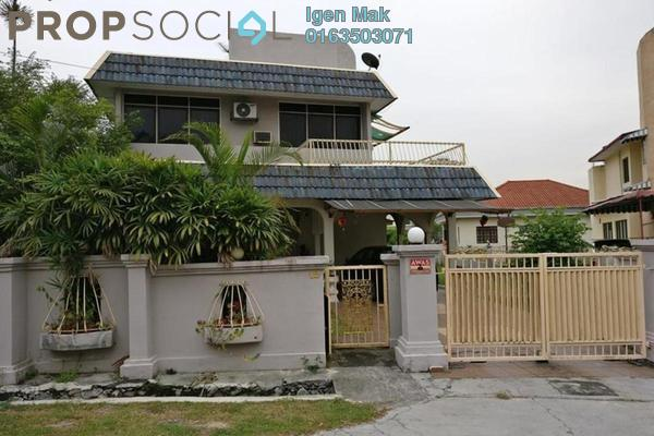 For Sale Bungalow at Taman Cuepacs, Batu 9 Cheras Freehold Fully Furnished 4R/4B 2m
