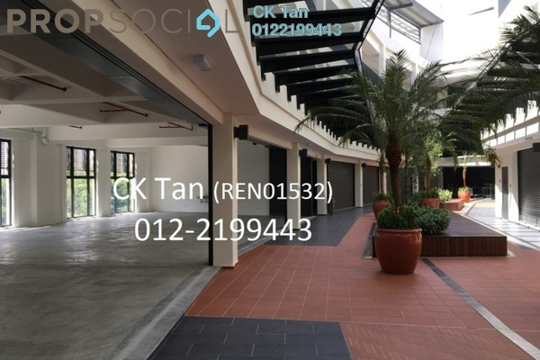 For Rent Shop at Plaza Arcadia, Desa ParkCity Freehold Unfurnished 0R/1B 19.8k