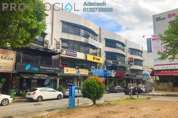 For Sale Shop at Desa Sri Hartamas, Sri Hartamas Freehold Unfurnished 0R/8B 4.5m