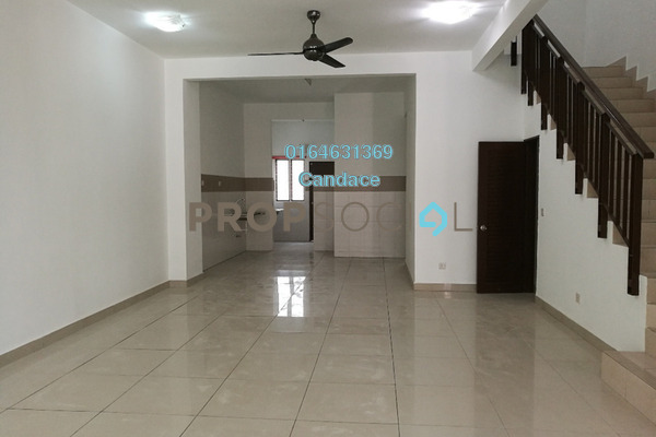 For Sale Link at Setia Indah, Setia Alam Freehold Semi Furnished 4R/3B 730k