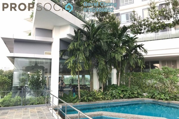 For Sale Serviced Residence at Desa Green Serviced Apartment, Taman Desa Freehold Unfurnished 3R/2B 650k