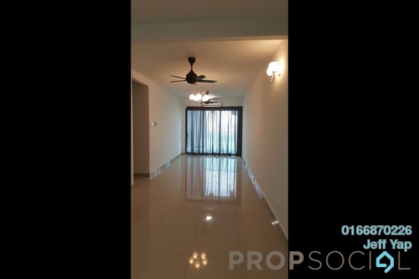 For Rent Condominium at KL Palace Court, Kuchai Lama Freehold Fully Furnished 3R/2B 1.7k