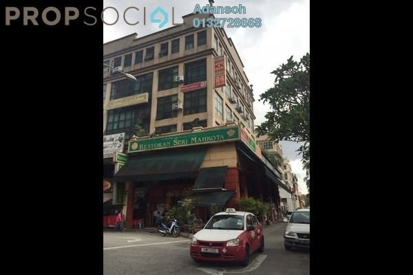 For Rent Shop at Sentul Boulevard, Sentul Freehold Semi Furnished 0R/2B 6.8k