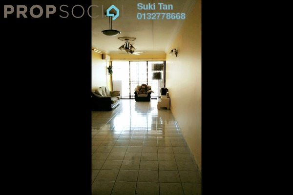 For Rent Condominium at Villa Angsana, Jalan Ipoh Freehold Semi Furnished 3R/2B 1.45k