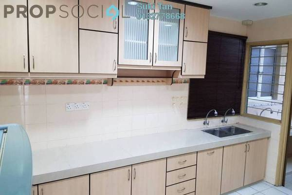 For Rent Apartment at Menara Menjalara, Bandar Menjalara Freehold Fully Furnished 3R/2B 2k