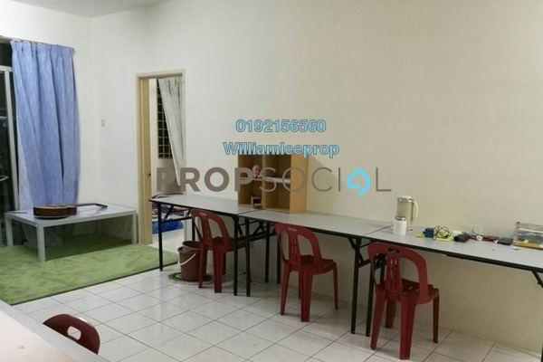For Rent Condominium at Platinum Hill PV3, Setapak Freehold Semi Furnished 4R/2B 1.55k