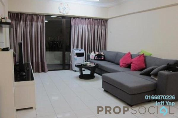 For Rent Condominium at KL Palace Court, Kuchai Lama Freehold Fully Furnished 3R/2B 1.8k