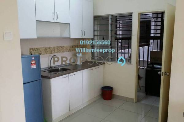For Rent Condominium at Putra Suria Residence, Bandar Sri Permaisuri Freehold Fully Furnished 3R/2B 1.7k