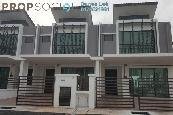 For Sale Terrace at Saujana KLIA, Sepang Freehold Unfurnished 4R/4B 540k