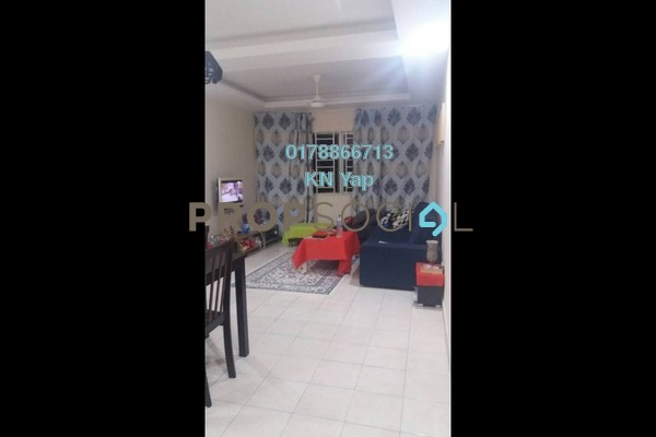 For Sale Condominium at Cengal Condominium, Bandar Sri Permaisuri Leasehold Fully Furnished 3R/2B 400k