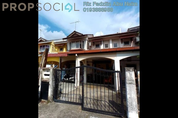 For Sale Terrace at USJ 13, UEP Subang Jaya Freehold Semi Furnished 4R/3B 620k