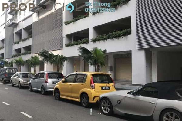 For Rent Shop at Spring Avenue, Kuchai Lama Freehold Unfurnished 0R/2B 4k