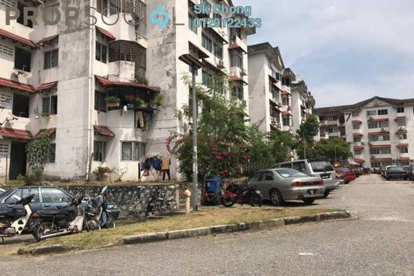 For Rent Apartment at Kuchai Entrepreneurs Park, Kuchai Lama Freehold Unfurnished 3R/2B 1k