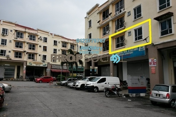 For Sale Apartment at One Selayang, Selayang Leasehold Unfurnished 3R/2B 220k