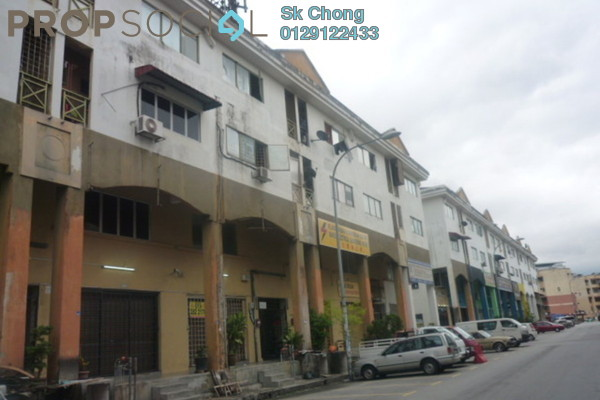 For Rent Shop at Pandan Indah, Pandan Indah Freehold Unfurnished 0R/2B 3.5k