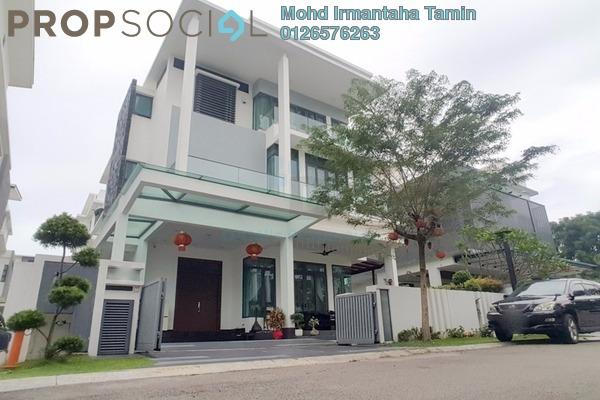 For Sale Bungalow at Casabella, Kota Damansara Freehold Semi Furnished 7R/7B 3.5m