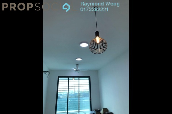 For Rent Condominium at The Vyne, Sungai Besi Freehold Semi Furnished 3R/2B 1.7k