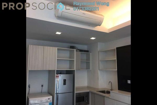 For Rent SoHo/Studio at Garden Plaza @ Garden Residence, Cyberjaya Freehold Fully Furnished 1R/1B 1.1k