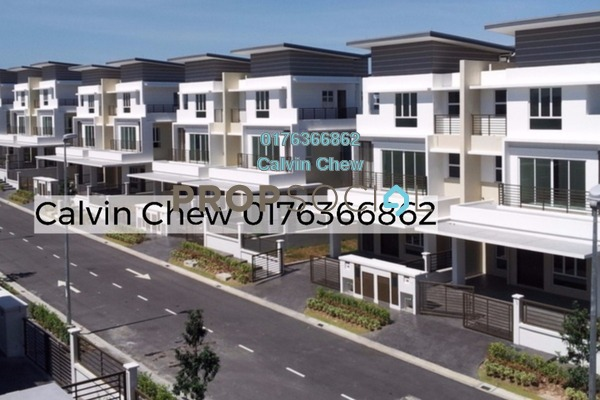 For Sale Semi-Detached at Regency Parc, Rawang Freehold Unfurnished 6R/0B 729k