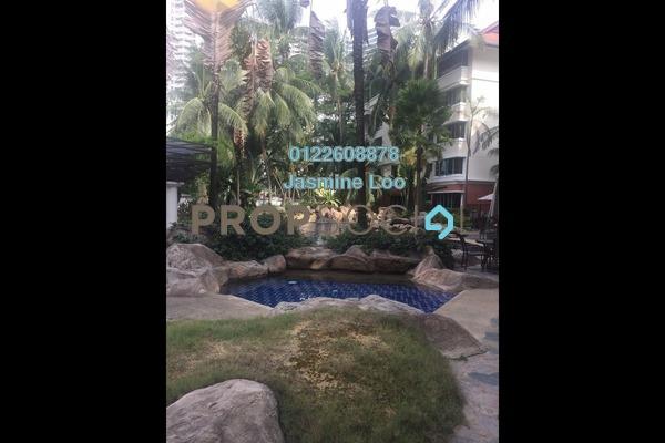 For Rent Condominium at Sri Bukit Tunku, Kenny Hills Freehold Fully Furnished 3R/3B 3k