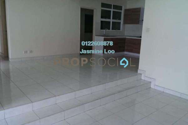 For Rent Condominium at Sterling, Kelana Jaya Freehold Semi Furnished 4R/2B 2.2k