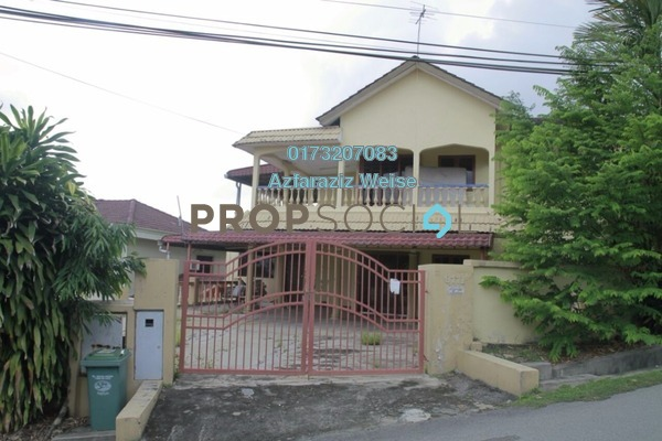 For Sale Bungalow at Kampung Melayu Kepong, Kepong Freehold Semi Furnished 5R/3B 990k