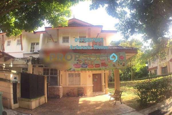 For Sale Terrace at Precinct 9, Putrajaya Freehold Unfurnished 4R/3B 770k