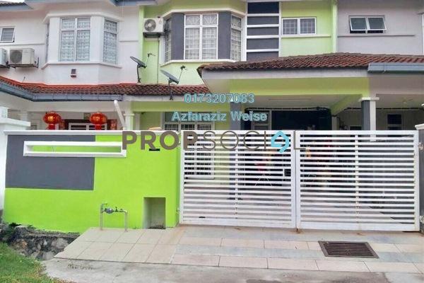 For Sale Terrace at Taman Lestari Putra, Bandar Putra Permai Freehold Unfurnished 4R/3B 495k