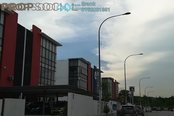For Sale Factory at Suntrack Hub, Bangi Freehold Unfurnished 0R/0B 3.05m