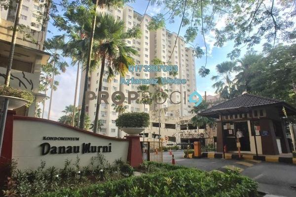 For Sale Condominium at Danau Murni, Taman Desa Freehold Unfurnished 3R/2B 350k
