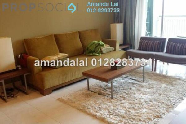 For Sale Condominium at Kiara Designer Suites, Mont Kiara Freehold Fully Furnished 3R/2B 895k