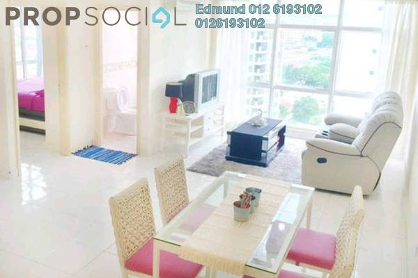 For Rent Condominium at Casa Suites, Petaling Jaya Freehold Fully Furnished 1R/2B 500k