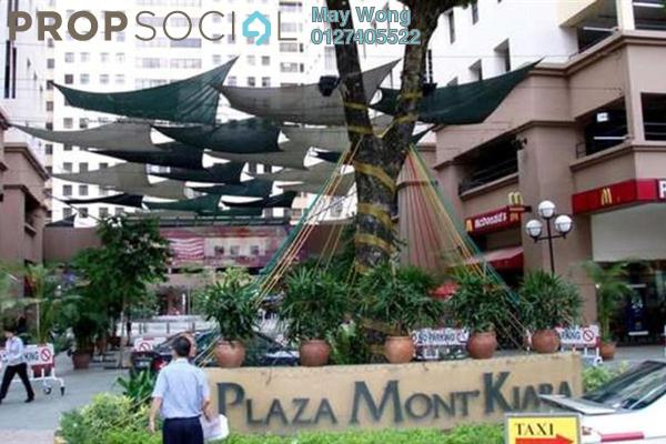 For Rent Office at Plaza Mont Kiara, Mont Kiara Freehold Semi Furnished 0R/0B 4.2k
