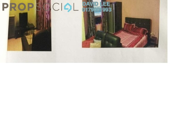 For Rent SoHo/Studio at Ritze Perdana 1, Damansara Perdana Freehold Fully Furnished 1R/1B 1.4k